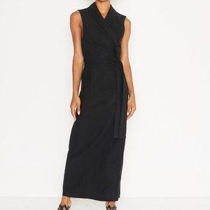 NWT Mara Hoffman Sleeveless Collared Maxi Dress